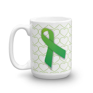 """Proud Dad of a CP Warrior"" Coffee Mug The Awareness Expo Cerebral Palsy"