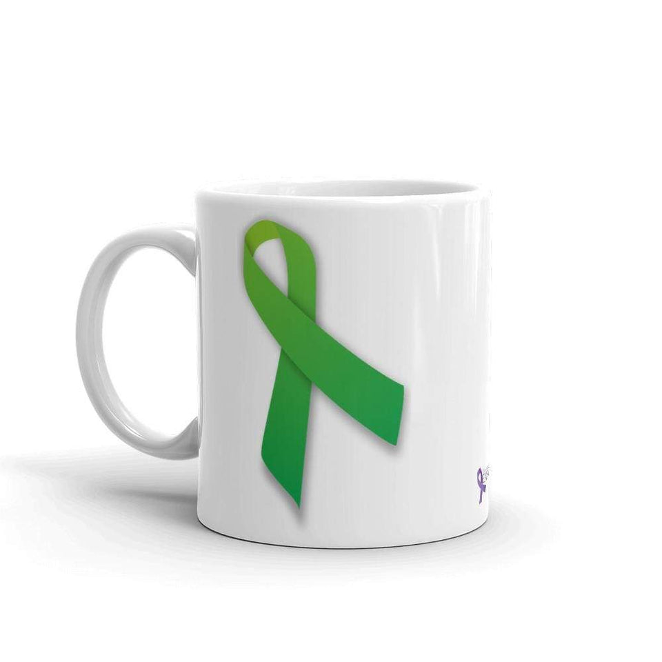 """Support"" Cerebral Palsy Awareness Mug The Awareness Expo Cerebral Palsy"