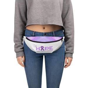 """Hope"" Epilepsy Awareness Fanny Pack The Awareness Expo Epilepsy"