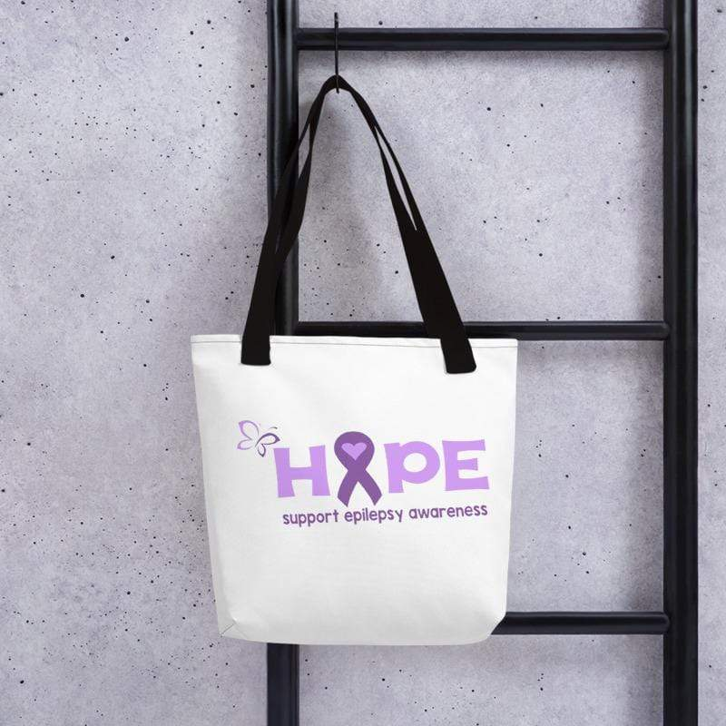 """Hope"" Epilepsy Awareness Handbag The Awareness Expo Epilepsy"