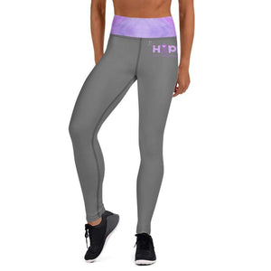 """Hope"" Grey Epilepsy Leggings The Awareness Expo Epilepsy"