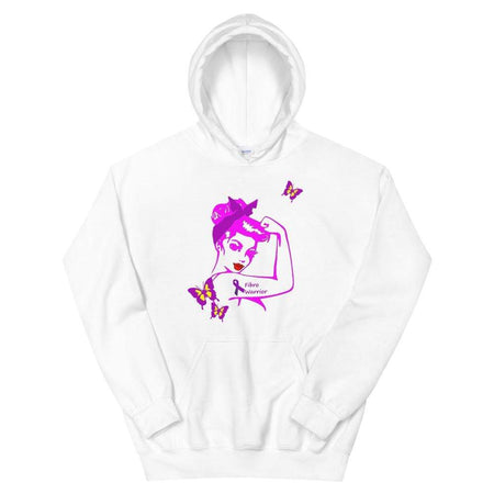 Fibro Strong Hoodie The Awareness Expo Fibromyalgia