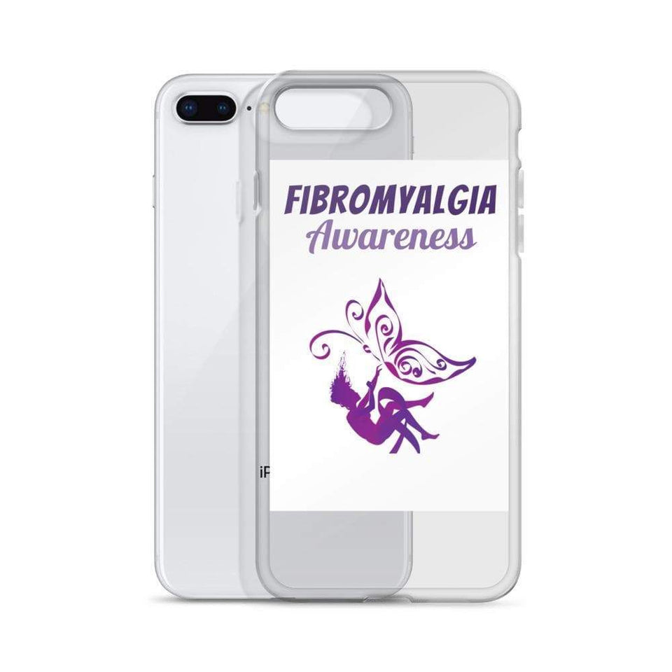 Fibromyalgia Awareness iPhone Case The Awareness Expo Fibromyalgia