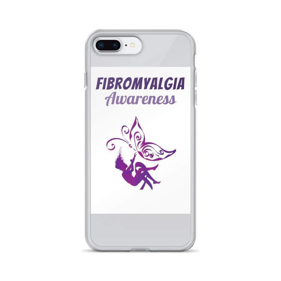 Fibromyalgia Awareness iPhone Case - The Awareness Expo