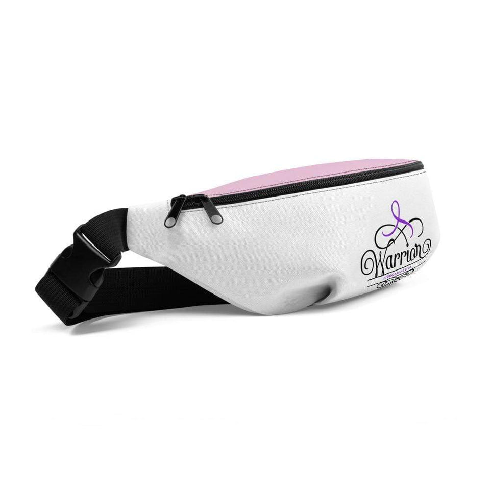"""Warrior"" Fibromyalgia Fanny Pack The Awareness Expo Fibromyalgia"