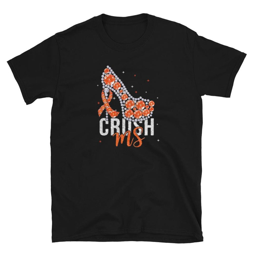 High Heel Crush M.S. Awareness T-Shirt