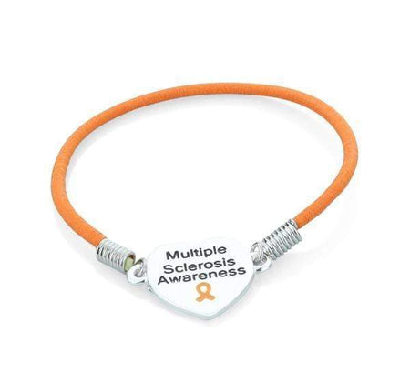 Multiple Sclerosis Heart Stretch Bracelet The Awareness Expo Multiple Sclerosis