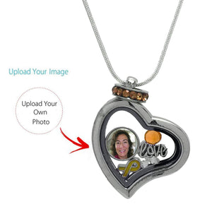 Personalized Multiple Sclerosis Awareness Love Locket The Awareness Expo Multiple Sclerosis