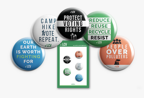 Environmental Priorities buttons!