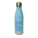 Clean Water Water Bottle