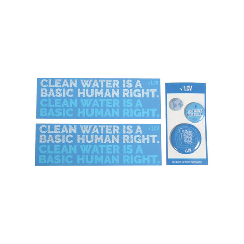 Clean Water Action Pack