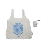 Save the Ocean Grocery Tote