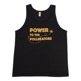 Power to the Pollinators Unisex Tank