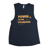 Power to the Pollinators Women's Tank