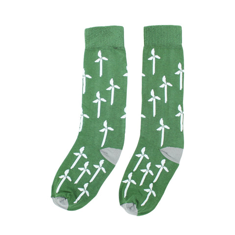 Windmill Dress Socks