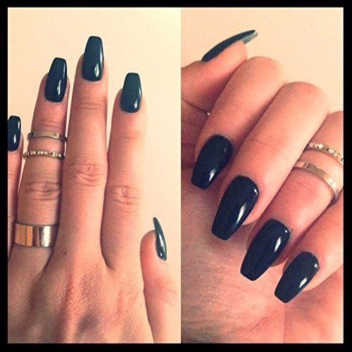 Acrylic False Nails - 50pcs