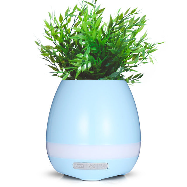 Chime Pot - Smart-Touch Musical Flower Pot
