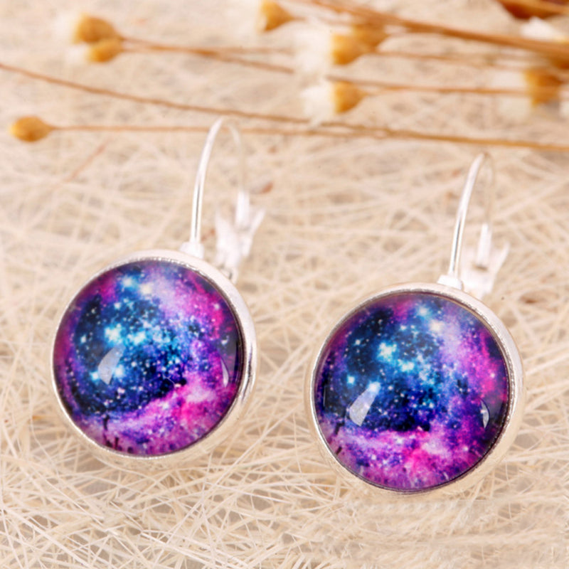 Galaxy Stud Earrings Set - FREE SHIPPING