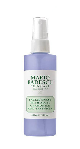 Mario Badescu Facial Spray with Aloe, Chamomile and Lavender - 118ml