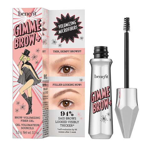 Benefit Gimme Brow+ Volumizing Eyebrow Gel - Shade 4