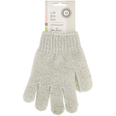 European Soaps Spa Privé Exfoliating Gloves