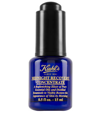 Kiehls Midnight Recovery Concentrate - 15ml - Glamorous Beauty