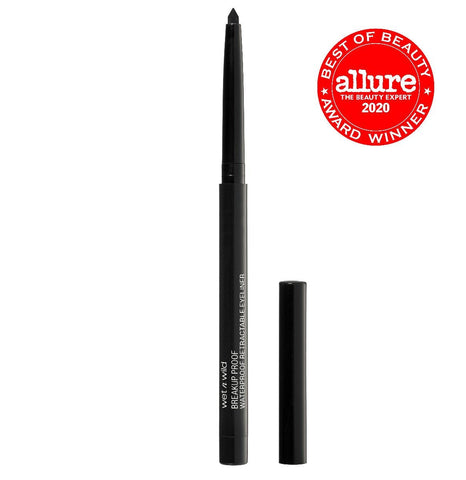 Wet N Wild Mega Last Breakup-Proof Retractable Eyeliner - Blackest Black
