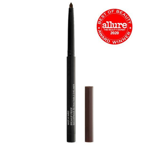 Wet N Wild Mega Last Breakup-Proof Retractable Eyeliner - Black Brown