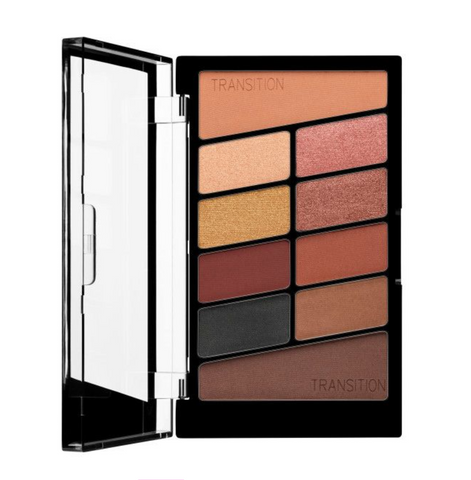 Wet N Wild Color Icon Eyeshadow 10 Pan Palette - My Glamour Squad - Glamorous Beauty