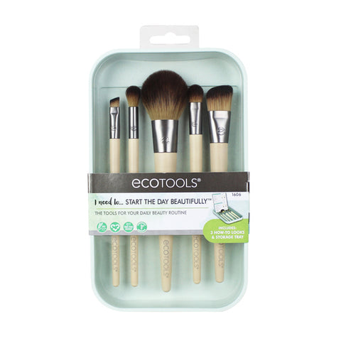 EcoTools Start The Day Beautifully Kit - Glamorous Beauty