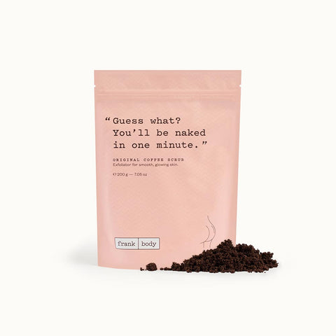 Frank Body Original Coffee Scrub - Glamorous Beauty