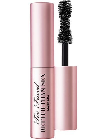 Too Faced Better Than Sex Mascara -  Mini Size - Glamorous Beauty