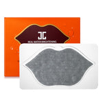 Jayjun Cosmetic Real Water Brightening Black Lip Mask - 1 Sheet