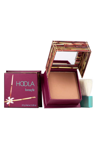 Benefit Hoola Matte Bronzing Powder - Glamorous Beauty