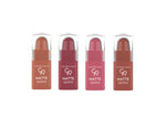 Golden Rose Mini Matte Lipstick Set - Mix 1