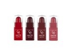 Golden Rose Mini Matte Lipstick Set - Mix 2