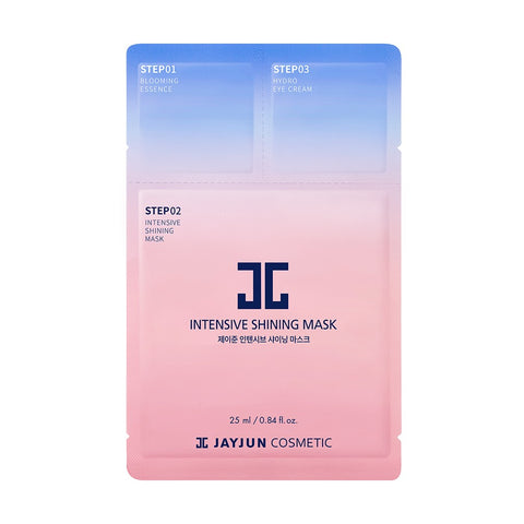 Jayjun Cosmetic Intensive Shining Mask - 1 Sheet - Glamorous Beauty