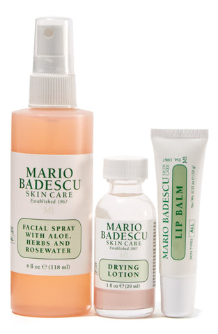 Mario Badescu The Essentials Set - Glamorous Beauty