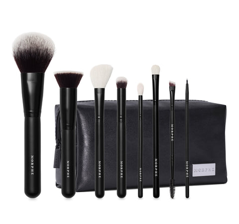 Morphe Get Things Started Brushes Collection - Glamorous Beauty