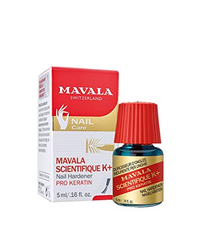 Mavala Scientifique K+ Nail Hardener - Glamorous Beauty