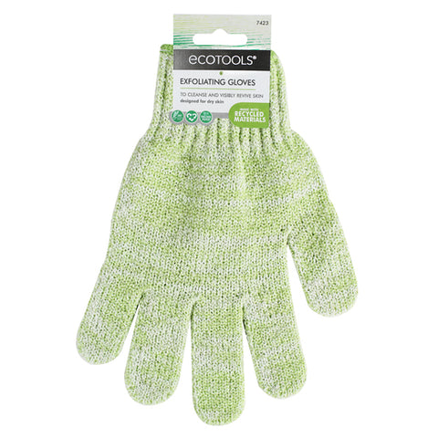 EcoTools Bath & Shower Gloves - Glamorous Beauty
