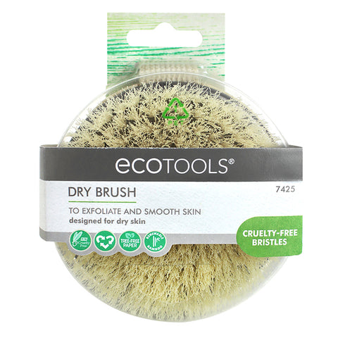 Ecotools Dry Body Brush - Glamorous Beauty