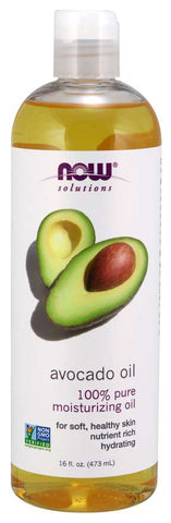 Now Foods Avocado Oil - 473 ml - Glamorous Beauty