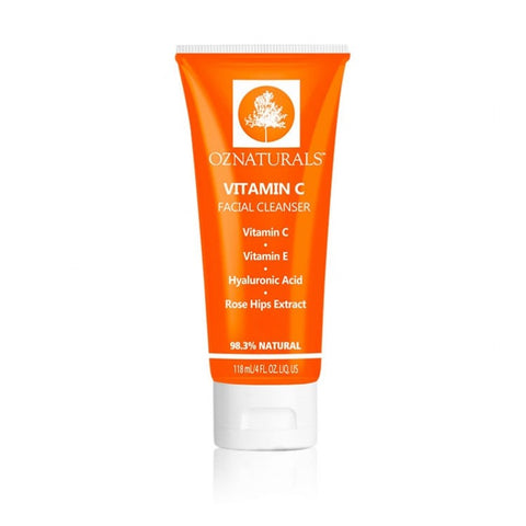 Oz Naturals Vitamin C Cleanser - Glamorous Beauty
