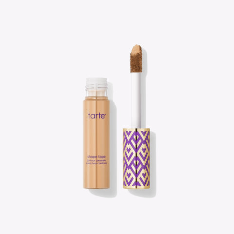 Tarte Shape Tape Concealer - Light - Medium Sand 27S - Glamorous Beauty
