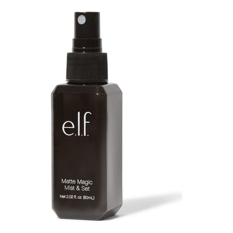 elf Matte Mist & Set Spray - small (60 ml) - Glamorous Beauty