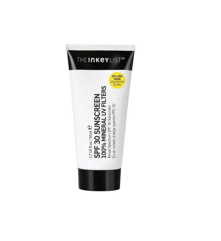 The Inkey List SPF 30 Daily Sunscreen
