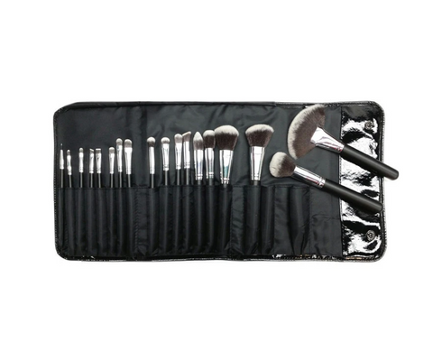 Morphe 686 - 18 Piece Vegan Brush Set