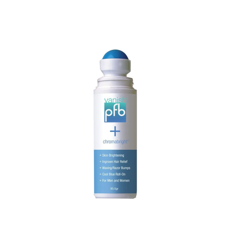 PFB Vanish + Chromabright Skin Lightener & Bump Fighter