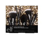 ELF Brands 8 Piece Full Face Brush Set - Glamorous Beauty